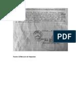 Documentos matrimonio carabineros