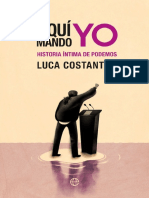 Aqui mando yo - Luca Costantini