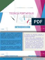 Evidencia N°1 TÉCNICA PORTAFOLIO.pptx