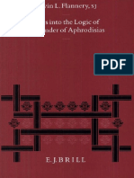 Kevin L. Flannery, Ways into the logic of Alexander of Aphrodisias (inglés).pdf