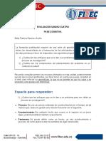 EVALUACION UNIDAD CUATRO COGNITIVA.docx