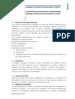 ESPECIFICACIONES TECNICAS CARRETERA.doc
