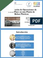 2018 - CONEIQ - SaBaMo - Programación de Operaciones de Corto Plazo en una Planta de Bolsas Plásticas.pptx