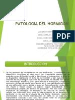 patologia del concreto.ppt