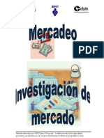 Mercadeo Investigacion de Mercado