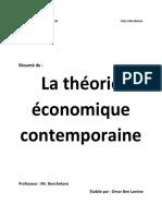Résumé de la théorie économique contemporaine.pdf