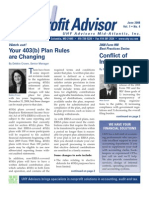 UHY Not-for-Profit Newsletter - June 2008