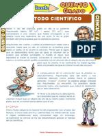 El-Método-Científico-para-Quinto-Grado-de-Primaria