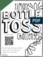 monday bottle activity pages