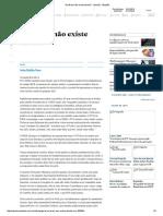 No Brasil não existe direita_ - Opinião - Estadão
