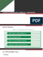 2. Condicionamiento clasico y operante