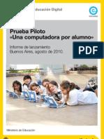 Informe Prueba Piloto