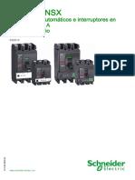 Interruptores NSX Schneider - DOCA0140ES-00.pdf