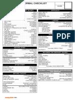 ezy checklist