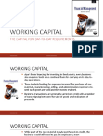FM-18-19 Working Capital
