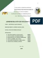 ADMINISTRACION DE SUELDOS Y SALARIOS FINAL