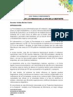 GUIA CONOCIENDO LOS RIESGOS DE LA HTA EN LA GESTANTE
