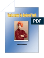 Vivekananda the Nectar of Youth