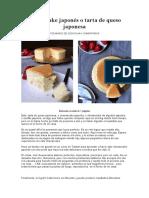 Cheesecake japonés o tarta de queso japonesa.docx