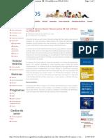 Abrelivros - Somos e Saraiva devem faturar juntas R$ 326 milhões no PNLD 2016