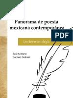 reve antología de poesía mexicana contemporánea