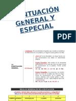 ACENTUACIÓN GENERAL ESPECIAL