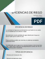 04-EFICIENCIAS DE RIEGO