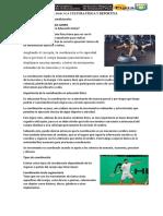 UNIDAD DIDACTICA CULTURA FÍSICA Y DEPORTIVA coordinacion