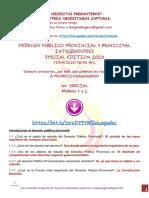 DERECHO PUBLICO integrador 1 y 2 parcial