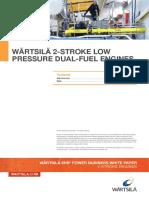 2 Stroke Dual Fuel Engines