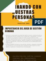 AA1 Sistema de administración de personal