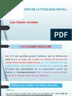 Las Clases Sociales (2)