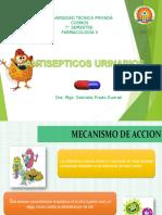 ANTISEPTICOS-URINARIOS