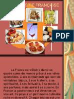 Cuisine francaise 1.pps