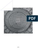 Folklore of Manhole Covers
