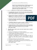 Segment 003 of DOC Transition Report