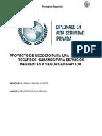 Proyecto Supermercado Lider Antofagasta