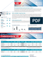 Fredericksburg Americas Alliance MarketBeat Industrial Q12020