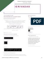 DERIVADAS_ PROPIEDADES DE LAS DERIVADAS.pdf
