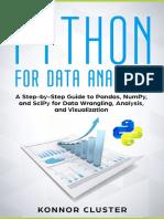 Analyse de données PYTHON