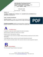 Guía Historia 1