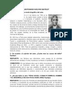 CUESTIONARIO ADOLPHE QUETELET