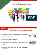 COMUNICACIÓN EFECTIVA SUP. 2019 CM.ppt