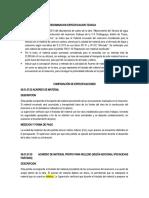 ACARREO DE MATERIAL