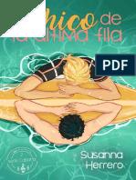 Cabana #2. El chico de la ultima fila - Susanna Herrero.pdf