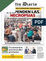 Edición Listín Diario del 21-04-2020