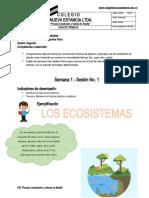 Naturales y gestion ambiental 13-17 abril