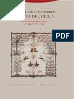 (Elibro Catedra._ Al-Andalus._ Textos y estudios.) Beltrán, Miguel_ Cohen de Herrera, Abraham - Puerta del cielo-Trotta (2015)