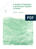A system of vegetation classification applied to Hawaii