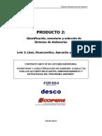 2do Informe ANDENES
